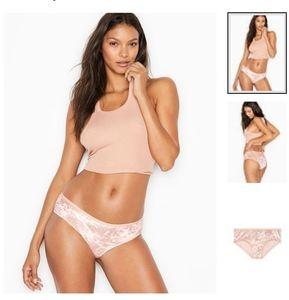 Victoria's Secret Velvet Hiphugger Panty